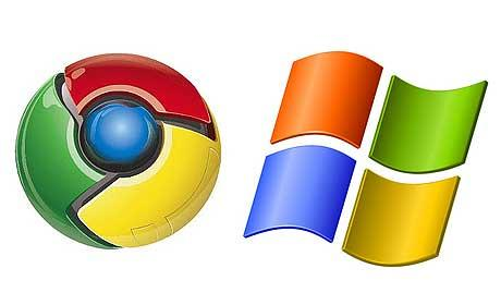 Windows considère Chrome comme un virus