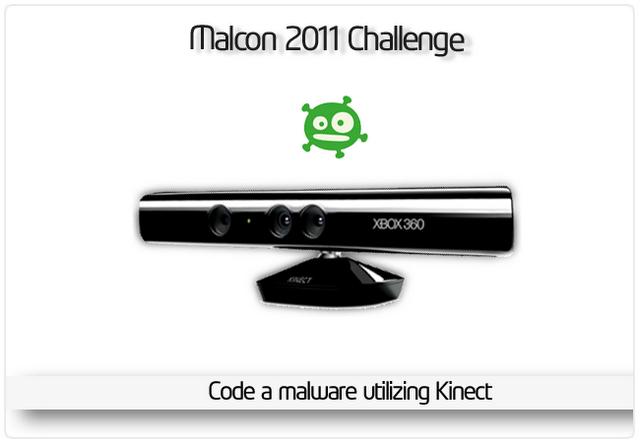Un chercheur indien crée un malware basé sur Xbox Kinect