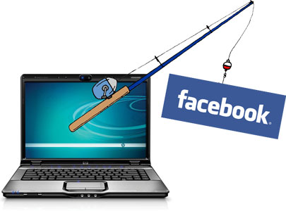 Phishing : de faux modérateurs Facebook