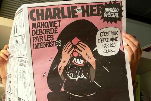 Le site web de Charlie Hebdo piraté