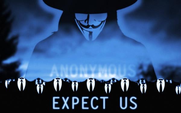 Op Anti-Privacy : Les Anonymous belges menacent la BAF
