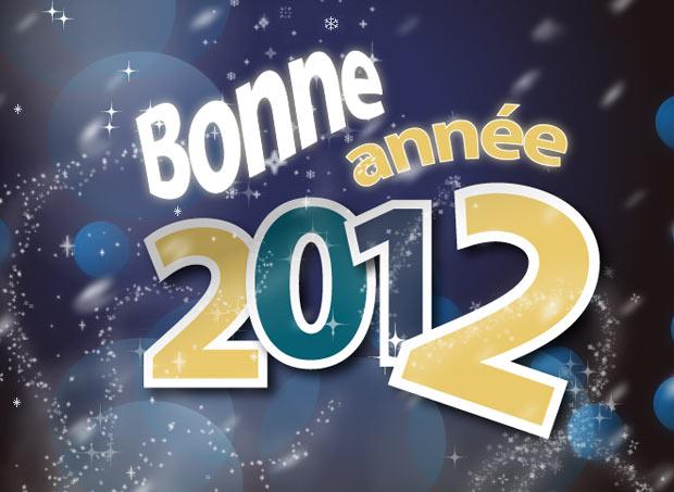 UnderNews vous souhaite une excellente année 2012 !