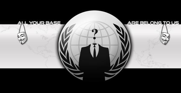 Les informations confidentielles de 541 policiers Français diffusées par les Anonymous