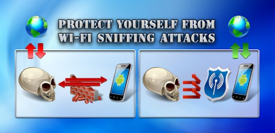 Wifi Protector - Protect Your Android From Wi-Fi Sniffing Attacks