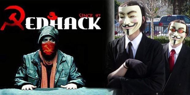 Prison pour le groupe de pirates informatique RedHack