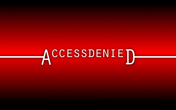 VPN - access denied