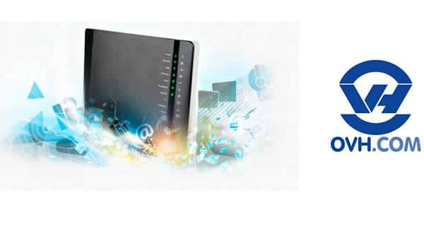 OVH box ADSL SDSL pas cher