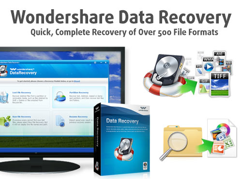 4.3.1.6 RECOVERY TÉLÉCHARGER DATA WONDERSHARE