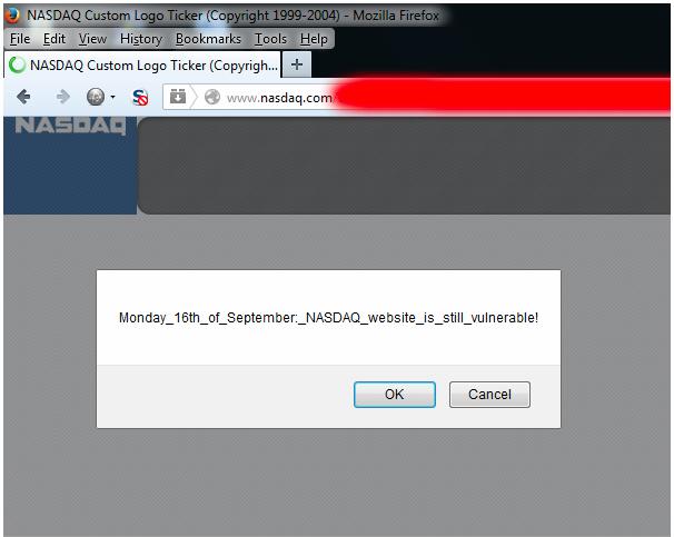 NASDAQ-Website-Vulnerable-to-XSS-Attacks