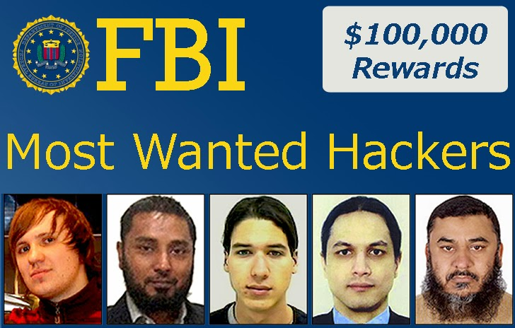FBI-Most Wanted Hackers