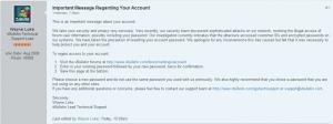 vBulletin Forum hacked with Zero Day vulnerability