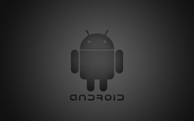 Black-Android-Logo