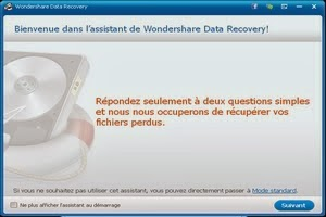 Wondershare Data Recovery-assistant