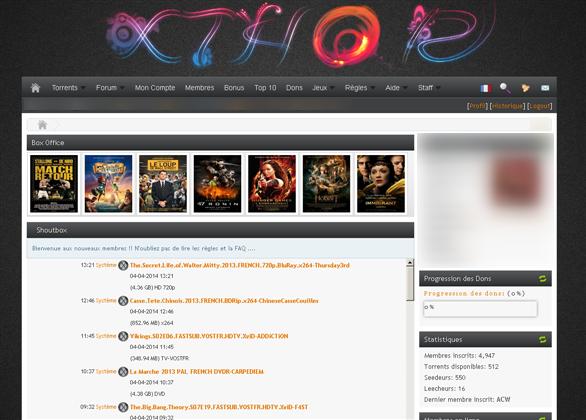 xthor-screenshot