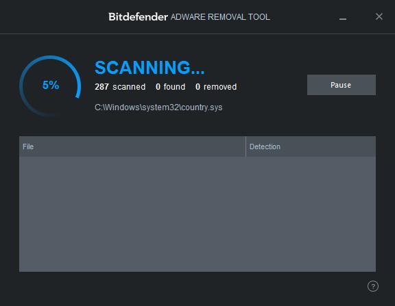 bitdefender-adware-cleaner-scan