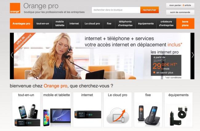 d couvrez les offres internet orange pro abonnements internet adsl vdsl fibre entreprises. Black Bedroom Furniture Sets. Home Design Ideas