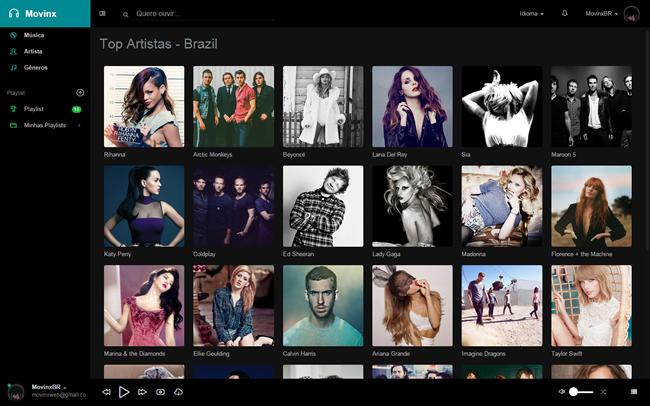 Musique en ligne 10 sites pour remplacer grooveshark - Telecharger table de mixage gratuit pour pc ...
