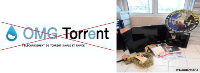 tweet-gendarmerie-nationale-omg-torrent