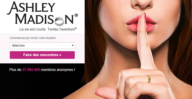 Ashley Madison site de rencontre wikipedia matchmaking pour les célibataires