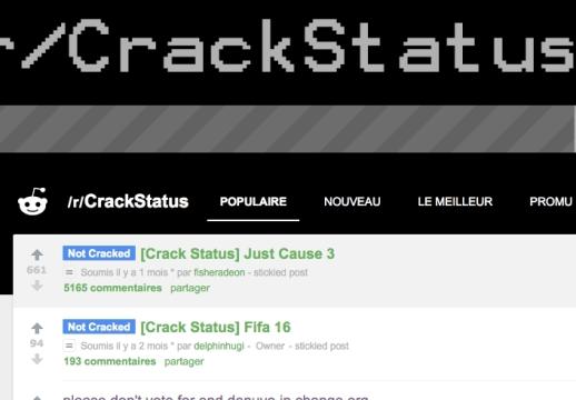 crackstatus