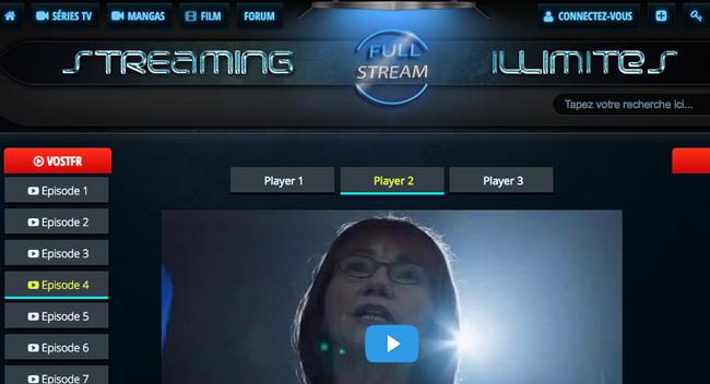 Full Streaming