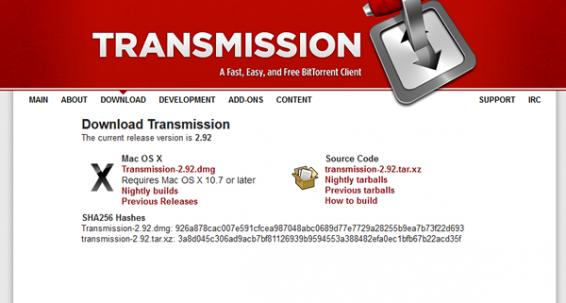 transmission-mac-malware