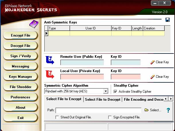 moj-secrets