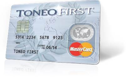 Coupons recharge toneo first