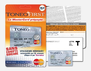Coupons recharge toneo