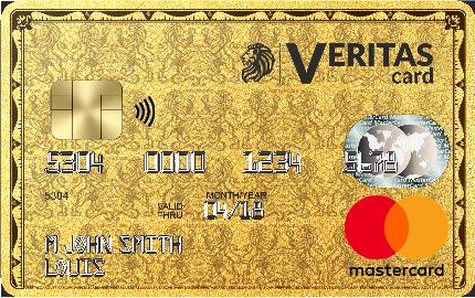 Carte Bancaire Prepayee Bresil.Veritas Mastercard La Premiere Carte Bancaire Prepayee Nfc