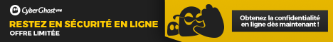 CyberGhost VPN Promo