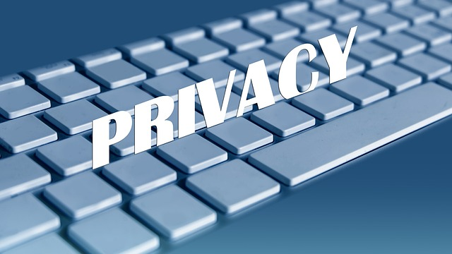 Protection de la vie privée